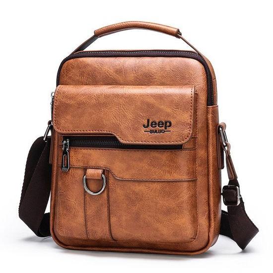 Выкройка мужская сумка мессенджер Jeep Buluo
