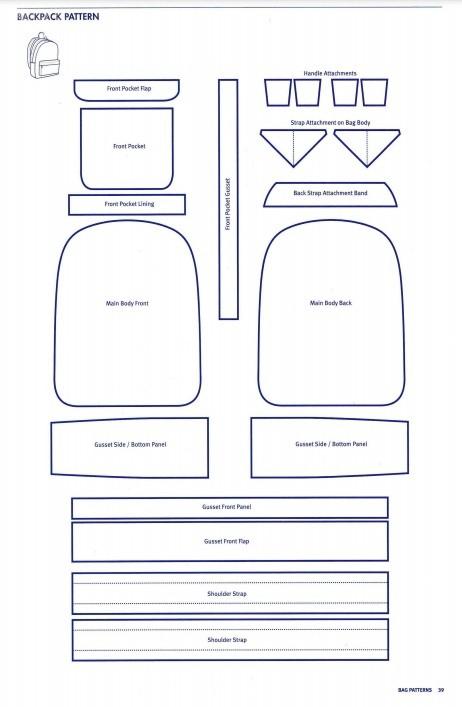Книга изготовление сумок