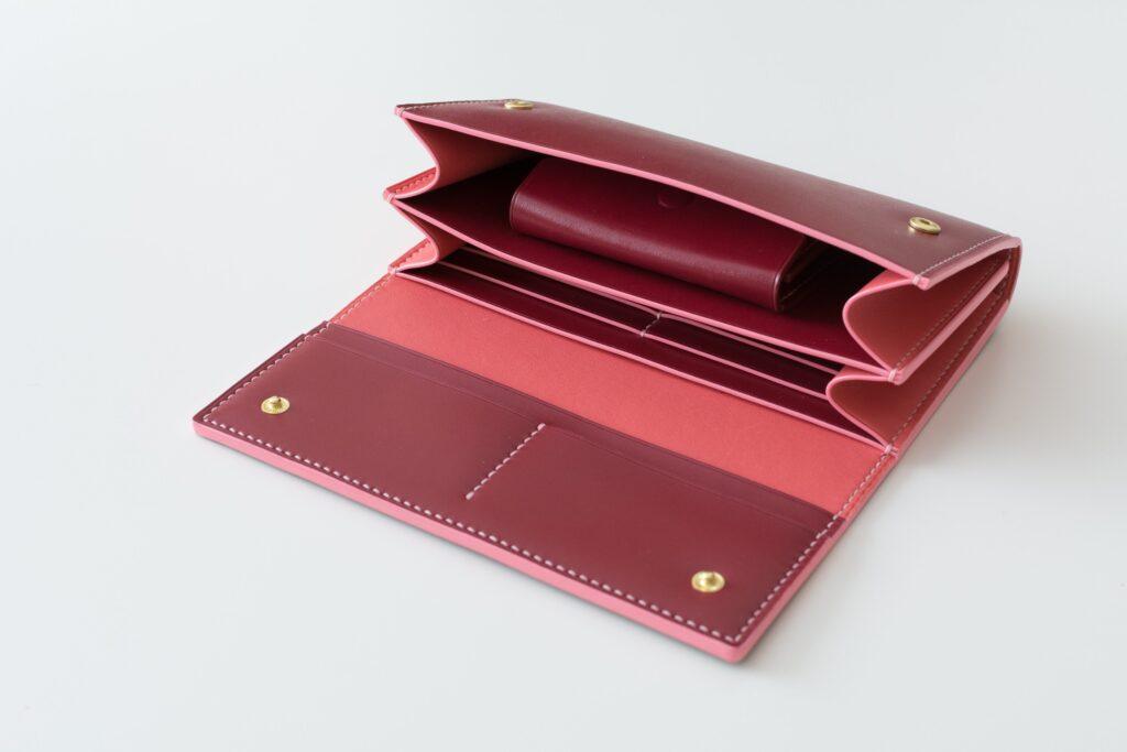 Выкройка кошелек с карманом