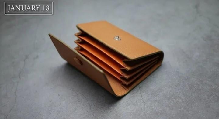 Выкройка кошелек для карт