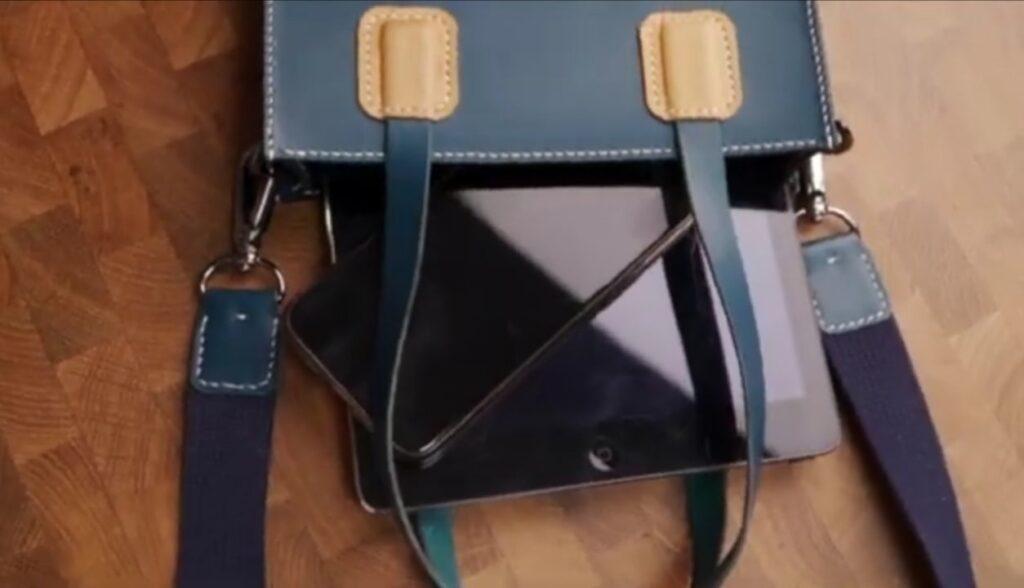 Выкройка сумочка для планшета