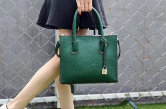 Женская сумка выкройка